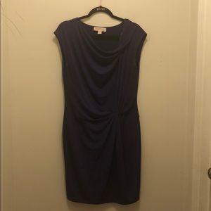 Michel Kors purple dress